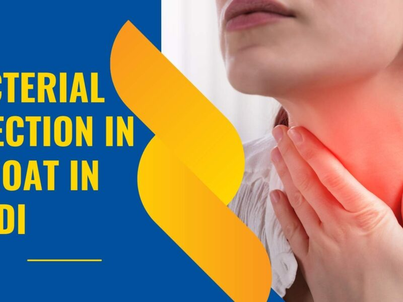Bacterial Infection In Throat In Hindi